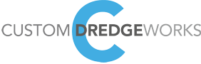 Custom Dredge Works Logo