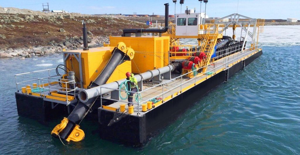 About Us | Custom Dredge Equipment Manufacturing Company