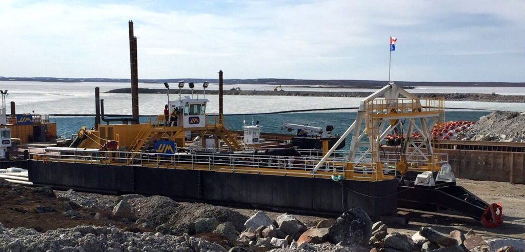 Pre-Owned Dredges Custom Dredge Works | Custom Dredge Works